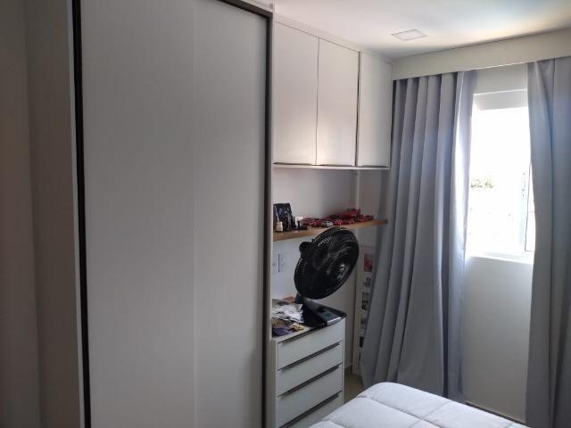 Vendo lindo apartamento 3/4 todo reformado com moveis planejados e eletrodomésticos - Foto 14