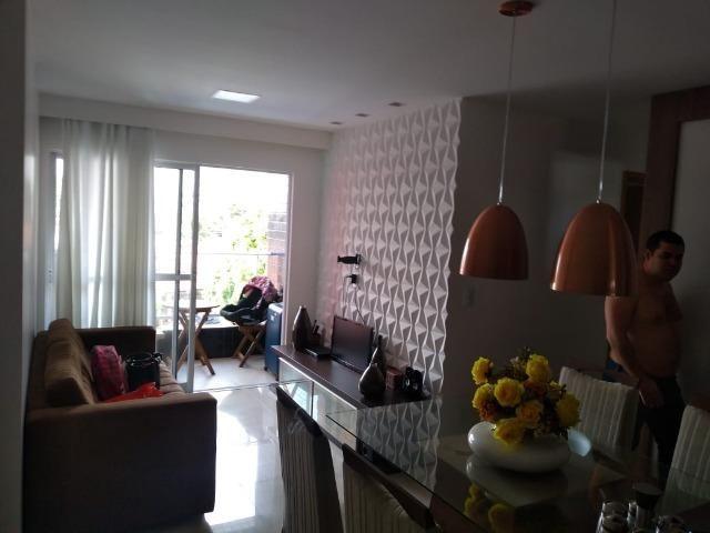 Vendo lindo apartamento 3/4 todo reformado com moveis planejados e eletrodomésticos - Foto 4