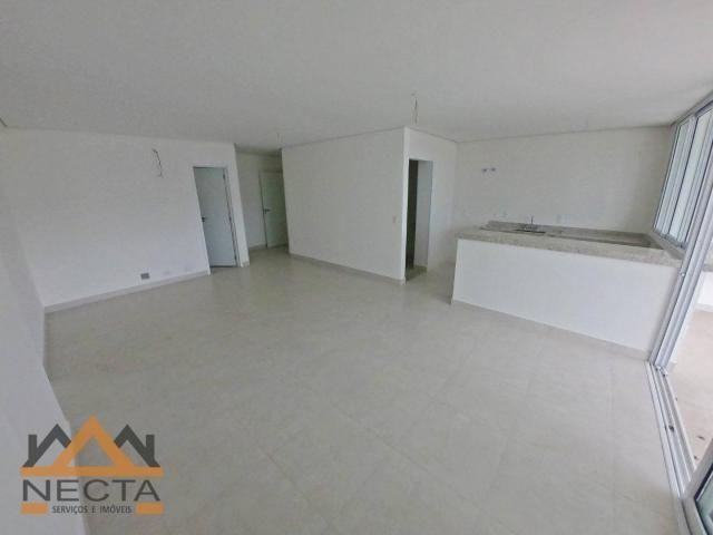 Apartamento com 3 dormitórios à venda, 127 m² por r$ 970.000,00 - indaiá - caraguatatuba/s - Foto 7