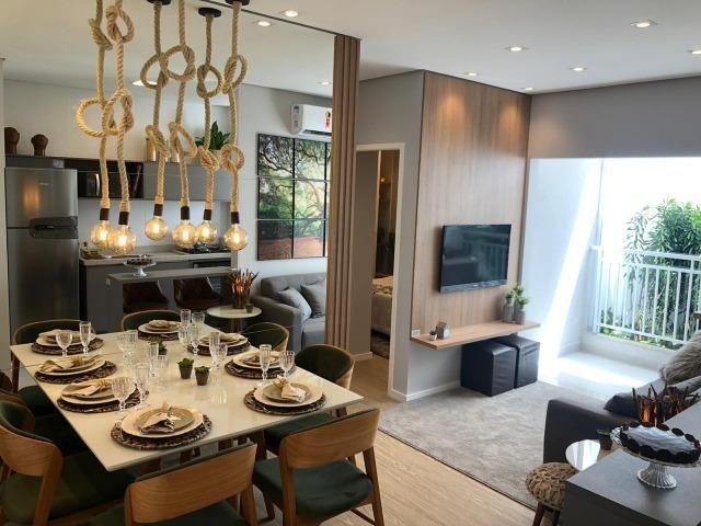 Square Residence Aptos 53m2 2 Dorms Varanda Gourmet Churrasqueira 1 Vaga Lazer Completo - Foto 9