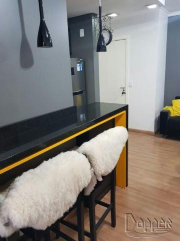 Apartamento à venda com 2 dormitórios em Santo andré, São leopoldo cod:16012 - Foto 4