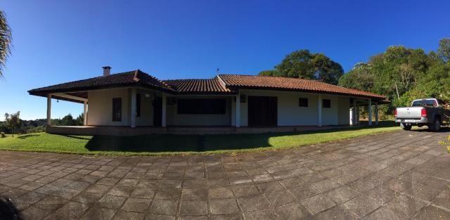 Chácara com 3 dormitórios para alugar, 24000 m² por r$ 4.000/mês - zona rural - mandiritub - Foto 5