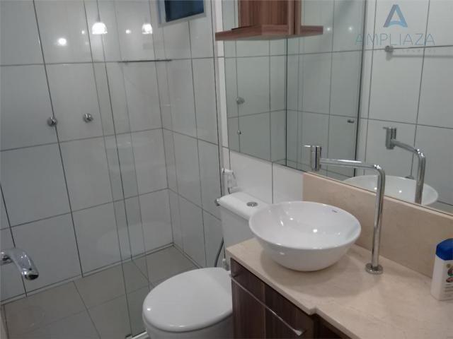 Cobertura com 3 dormitórios à venda, 120 m² por r$ 850.000 - meireles - fortaleza/ce - Foto 13