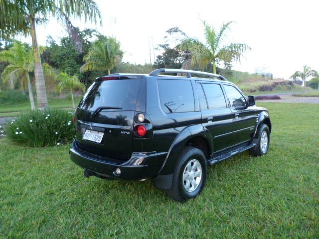 Pagero sport 2.5 4x4 manual a diesel impecavel - Foto 4