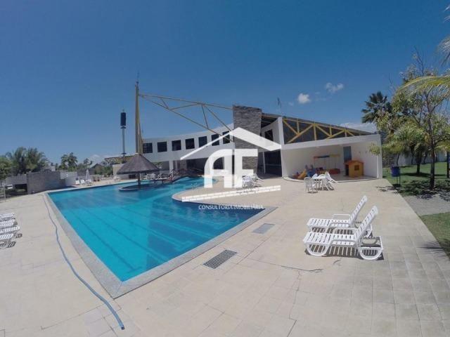 Terreno sensacional com 900 m², localização privilegiada - Condomínio Laguna - Foto 2