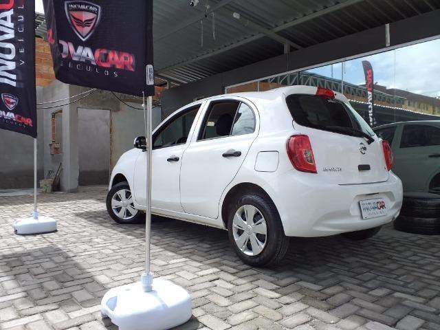 Nissan New March S 2017 Único Dono! Novinho! - Foto 11