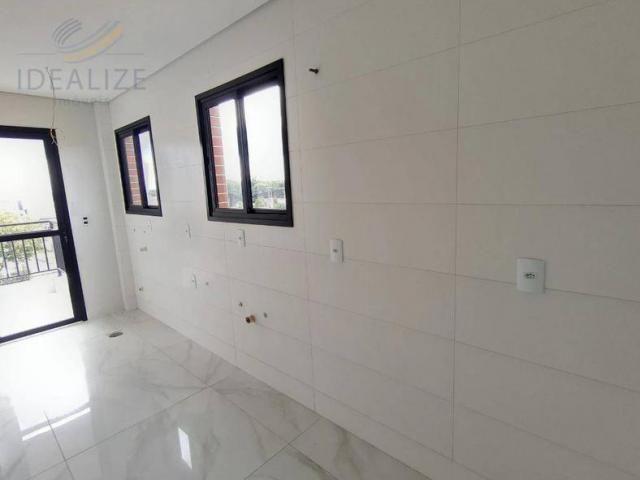 Apartamento à venda com 3 dormitórios em Braga, São josé dos pinhais cod:1983907 - Foto 6