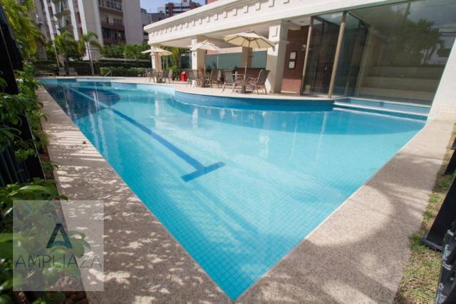 Apartamento com 4 dormitórios à venda, 220 m² por R$ 1.997.000 - Cocó - Fortaleza/CE - Foto 5