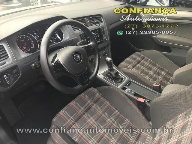 VW / Golf Comfortline 1.4 TSI Aut - Foto 9