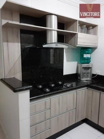 Casa com 2 dormitórios à venda, 107 m² por r$ 275.000 - jardim terras de santo antônio - h - Foto 5