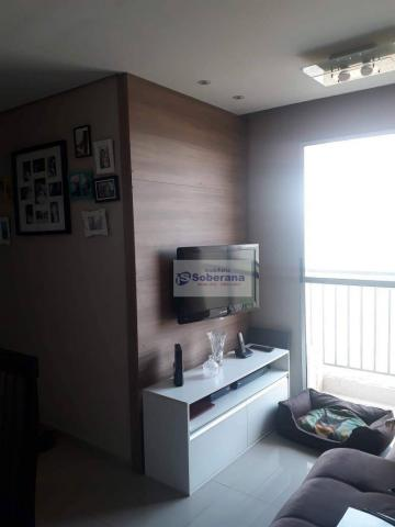 Apartamento com 2 dormitórios à venda, 49 m² por R$ 185.000 - Parque Jambeiro - Campinas/S