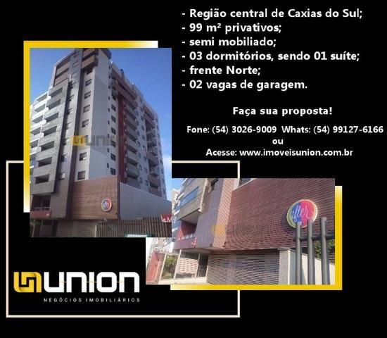 Oferta Imóveis Union! Apartamento nov no bairro de Lourdes, próximo ao centro!