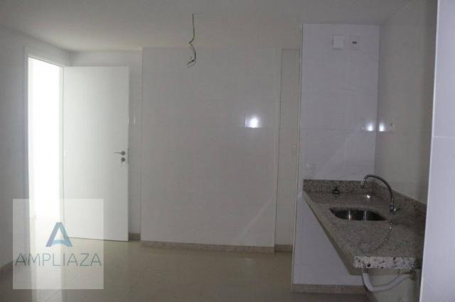 Apartamento à venda, 130 m² por r$ 2.000.000,00 - meireles - fortaleza/ce - Foto 7