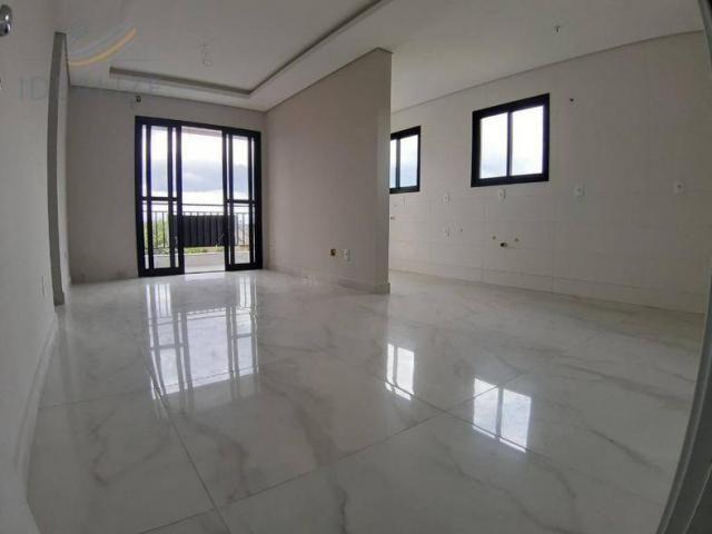 Apartamento à venda com 3 dormitórios em Braga, São josé dos pinhais cod:1983907 - Foto 4