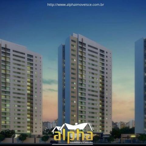 Apartamento no Benfica Alto Padrão - Aquarela 2 Quartos - Entrada Facilitada