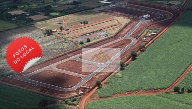 Terreno à venda, 200 m² por r$ 75.000,00 - condomínio verona - brodowski/sp - Foto 2