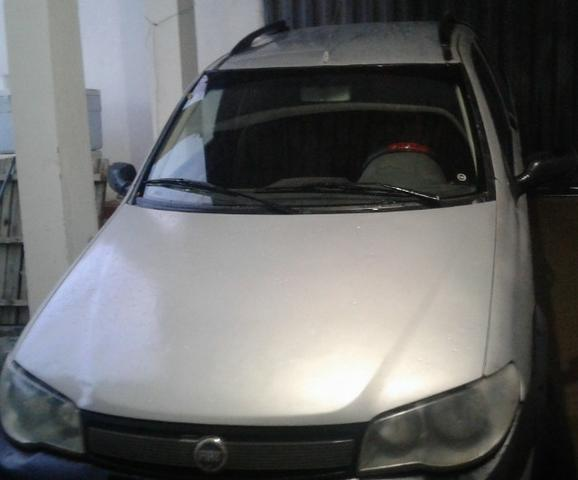Vendo Fiat Strada Adventure 1.8 2005 - Só pegar e rodar! - Foto 2