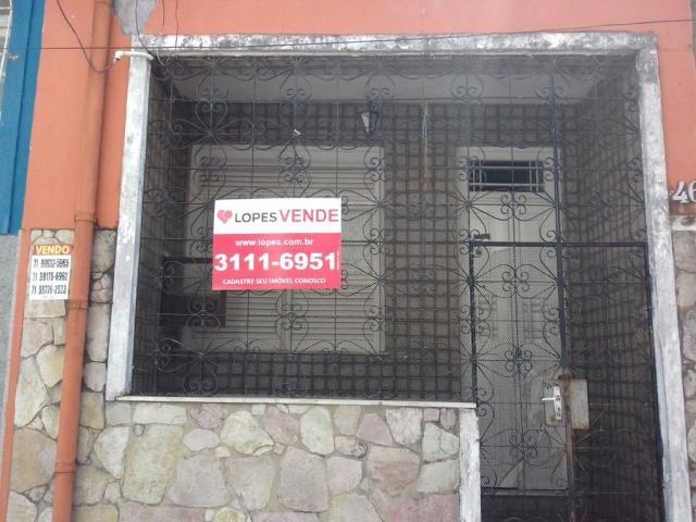 Casa à venda com 3 dormitórios em Santo antônio, Salvador cod:27-IM375288