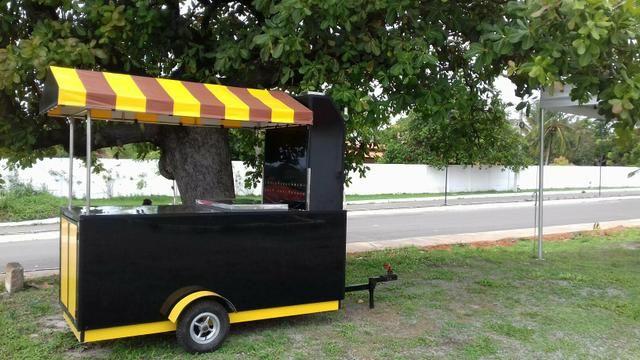 Food Cart Trailler - Foto 5