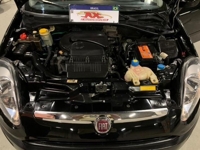 Fiat Punto attractive 1.4 2013 - Foto 9