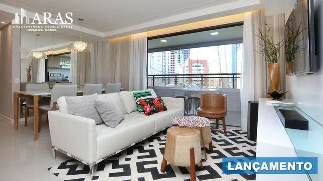 Brisas Residence - Apartamentos de 123 m² - Lançamento