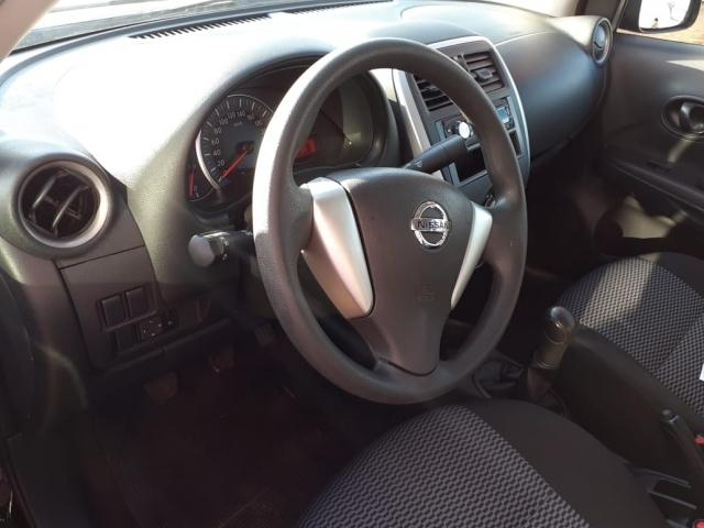 NISSAN  VERSA 1.0 12V FLEX S 4P MANUAL 2019 - Foto 6