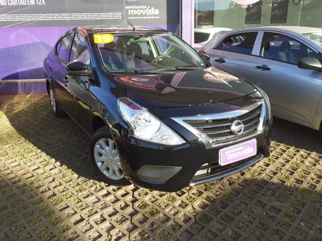 NISSAN  VERSA 1.0 12V FLEX S 4P MANUAL 2019 - Foto 2