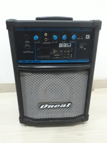 Caixa Som Amplificada Oneal Ocm 260 - Potência: 40 W RMS