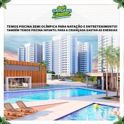 Apartamento Sports Garden da Amazônia - Foto 2