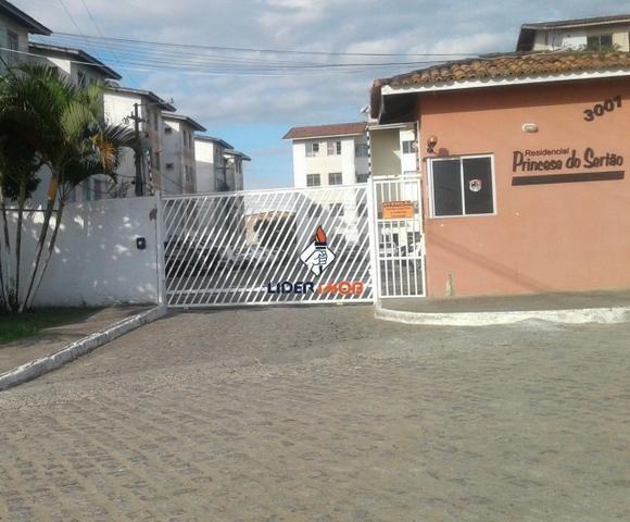 Apartamento 2/4 para Venda no Muchila - Condomínio Princesa do Sertão