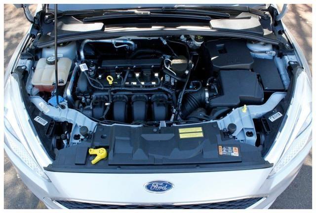 Ford Focus Sedan SEDAN 2.0 POWERSHIFT 4P - Foto 5
