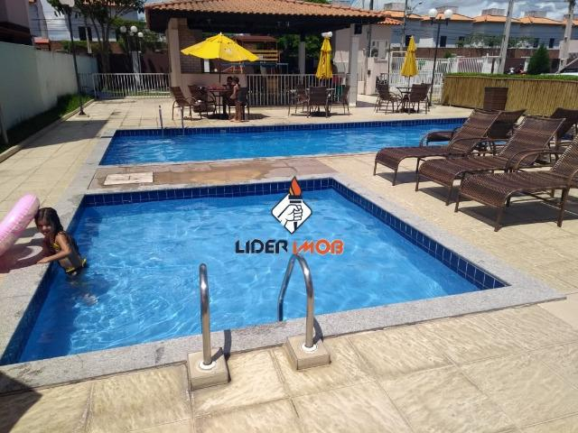 Apartamento 2/4 Semi-Mobiliado no SIM - Condomínio Solar Sim - Próximo a FTC - Foto 13