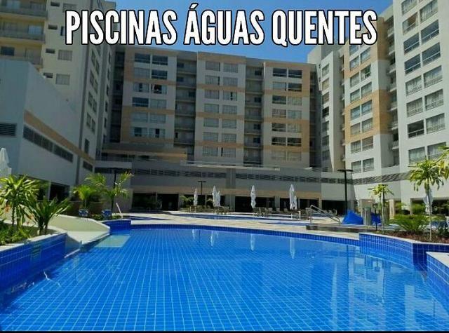 Apartamento em Rio Quente Fim de semana - Foto 17