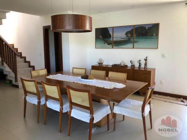 Casa de condomínio à venda com 5 dormitórios em Praia do forte, Mata de são joão cod:5811 - Foto 9