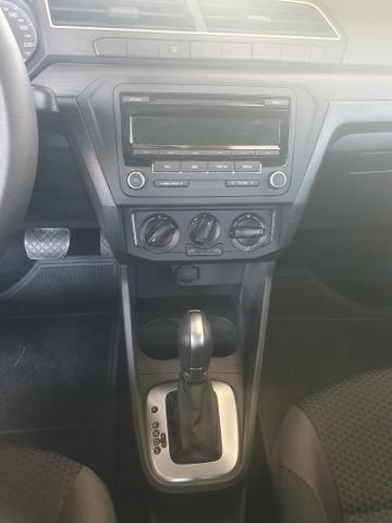 VW gol 2019 1.6 8 mil km rodado único dono cambio automatico extra!!! - Foto 6