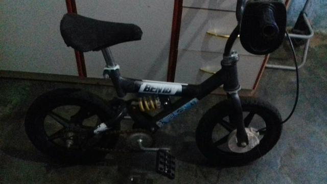 Bicicletinha - Foto 2