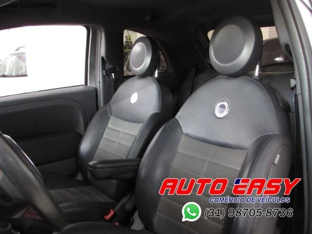 Fiat 500 Sport Air 1.4 C/ Couro! - Foto 5