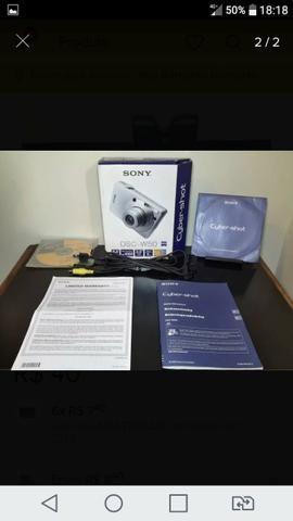 Cabo Dados Câmera/filmadora Sony Cybershot Dsc-w50 - Foto 2