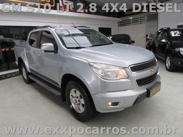 Gm S10 Lt 2.8 4X4 Diesel Automatica - Ano 2013 - Bem Conservada - Foto 10