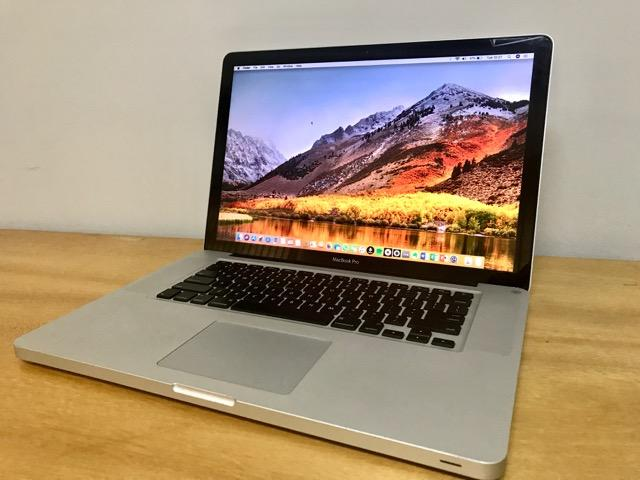"""MacBook Pro 15"""" Ago 2012"""