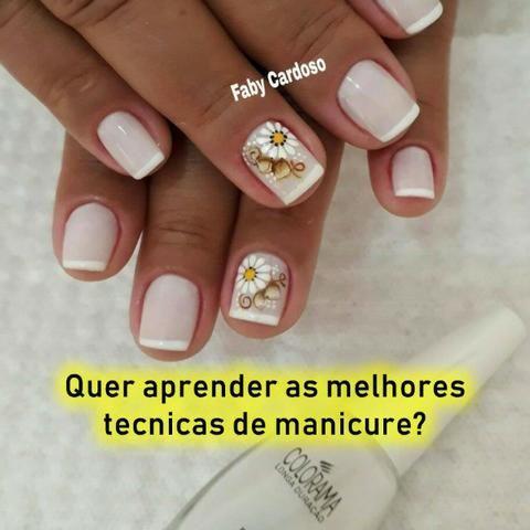 Aulas de Manicure e Pedicure (iniciante)