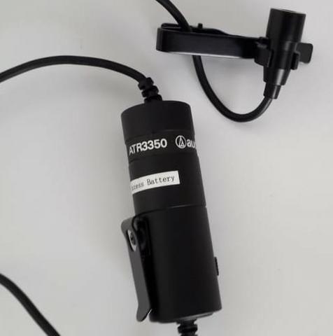 Microfones para gravação de vídeo - Foto 3