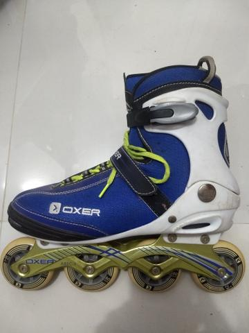 Roller oxer