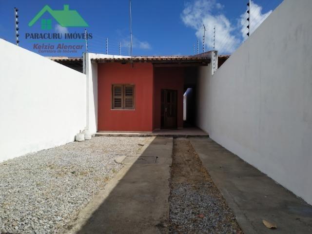 Casa de dois quartos nas Carlotas em Paracuru - Foto 2