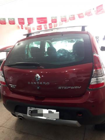 RENAULT SANDERO 2012/2013 1.6 STEPWAY 16V FLEX 4P MANUAL - Foto 6