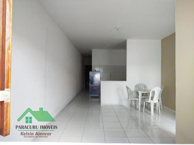 Casa de dois quartos nas Carlotas em Paracuru - Foto 4