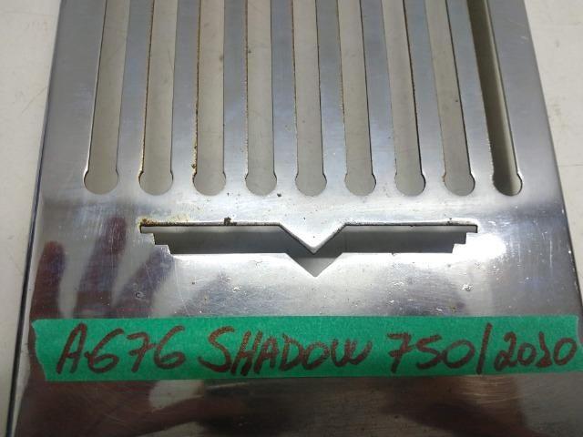 Protetor radiador/ Honda Shadow 750 até ano 2010 - Foto 7