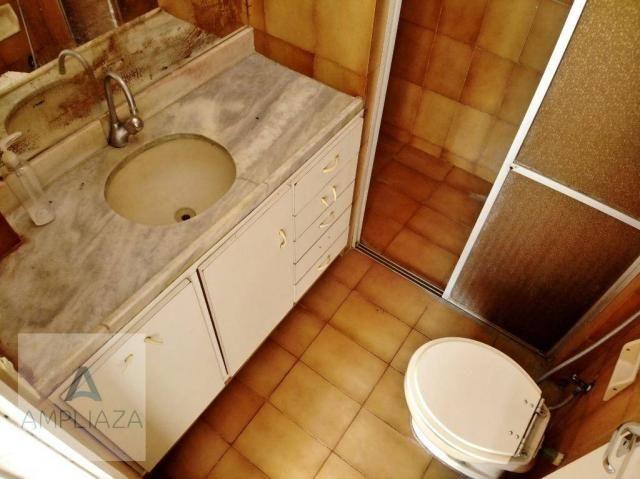 Apartamento com 3 dormitórios para alugar, 238 m² por r$ 2.200/mês - aldeota - fortaleza/c - Foto 14