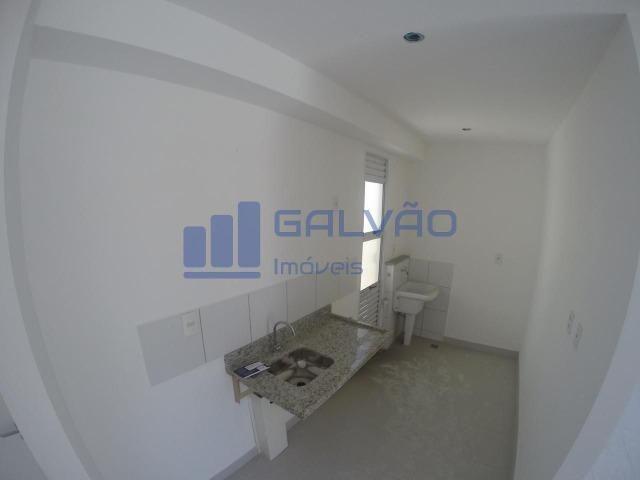 MR- Apartamento de 2Q com Varanda, Escritura Grátis !!! - Foto 6