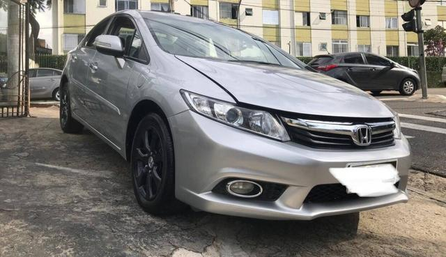 Honda Civic 1.8 Flex Aut. 4p - Foto 5